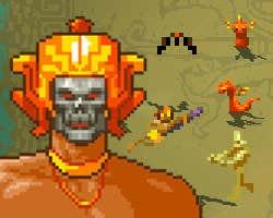 Play Aztec Curse