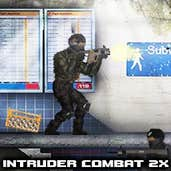 Play Intruder Combat Training 2X