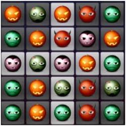 Play Halloween Deluxe Match 3