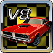 Play V8 Muscle Cars 3