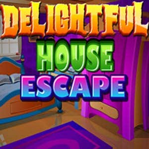 Play Delightful House Escape