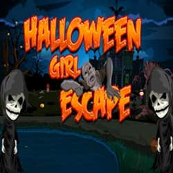 Play  Halloween Girl Escape