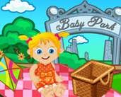 Play Baby Ella on a Picnic