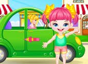 Play Cute Baby Picnic