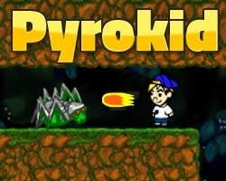 Play PyroKid