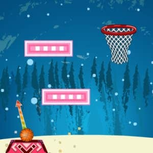 Play Basketball Christmas