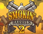 Play Smokin Barrels 2