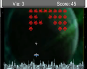 Play Cube invaders