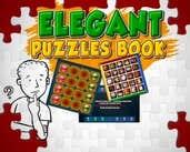 Play Elegant Puzzles Book