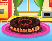 Play Choco Cake Time