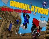 Play Annihilation_Minecraft