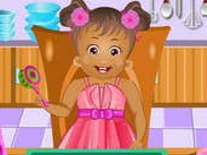 Play Baby Daisy Learning Shapes