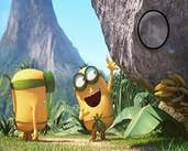 Play Minions Movie Hidden Letters