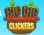 Play Big Dig:Treasure Clickers