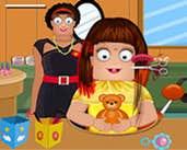 Play Baby Zoe Hair Salon