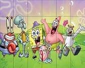 Play Spongebob Switch Puzzle