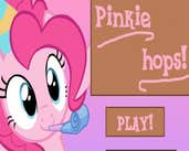 Play MLP Pinkie Hops