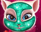 Play Angela Valentines Day Makeover