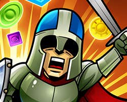 Play Puzzle Battle RPG Match 3
