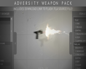 Play Adversity Weapon Pack