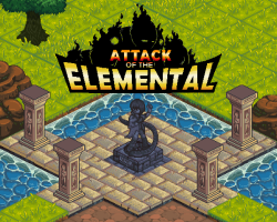 Play Attack of the Elemental