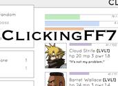 Play ClickingFF7