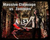 Play Massive Cleavage vs Zombies (Episode 1)