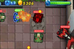 Play Armor Hero Combustion Vehicles
