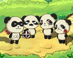 Play Panda Shock Troop