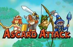 Play Asgard Attack
