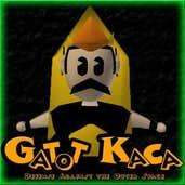 Play Gatot Kaca Defend against the Outer Space
