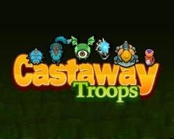 Play Castaway Troops