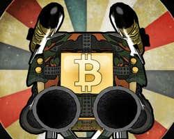Play Bitcoin Blaster