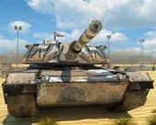 Play Battle Tank 3D Parking