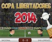 Play  Football Heads: 2014 Copa Libertadores