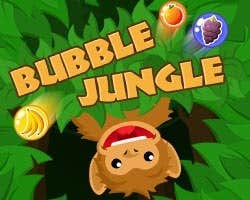 Play Bubble Jungle