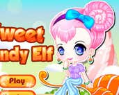 Play Sweet Candy Elf