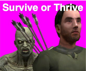 Play Survive or Thrive