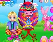 Play Princess Anna Easter Egg