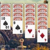 Play Paris Solitaire