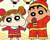 Play Crayon Shin-chan Chinese New Year