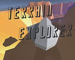 Play Terrain explorer