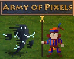 Play Army of Pixels alpha