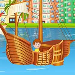 Play Escape From Coastal City