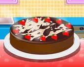 Play Strawberry Summer Cake