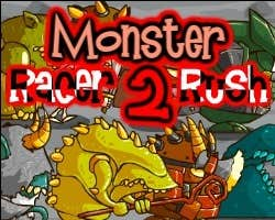 Play Monster Racer Rush 2