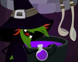 Play Witch 2
