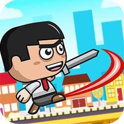 Play School Boy Warrior