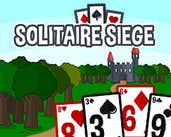 Play Solitaire Siege
