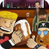 Play Bartender: Visitor's Invasion